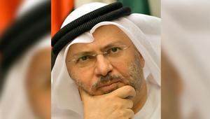 أزمة قطر.. قرقاش: الحل ليس في نيويورك ولندن بل في الرياض