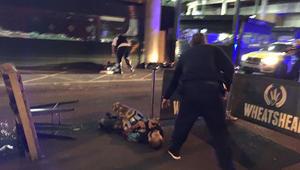 لندن: 6 قتلى بعملية دهس وطعن والمهاجمون ارتدوا سترات ناسفة مزيفة