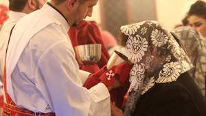 ناشط آشوري لـCNN: داعش يحتجز 150 مسيحيا آشوريا والتنظيم سيوجه رسالة الأربعاء للعالم مهددا بذبحهم