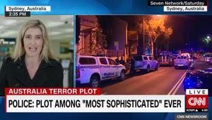 الشرطة الأسترالية: قيادي بارز في داعش وراء مخطط زرع قنبلة على رحلة للاتحاد للطيران