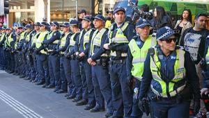 اتهمت الشرطة مراهقيْن استراليين بالتخطيط لعمل إرهابي والانتماء لمنظمة إرهابية