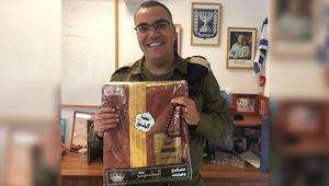 """المتحدث باسم الجيش الإسرائيلي: تلقيت هدية من حاج لـ""""الديار المقدسة"""""""