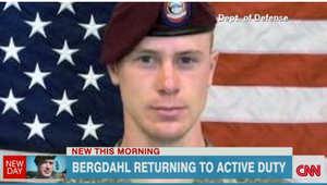 أمريكا: بعد 5 سنوات بقبضة طالبان... الجندي بيرغدول يعود للخدمة العسكرية
