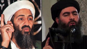 طهران: من عثر على بن لادن لما لم يجد البغدادي؟.. ومشاركة الحشد الشعبي في الحرب ضد داعش بالعراق استراتيجية إيرانية