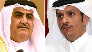 """خارجية قطر ترد على وزير خارجية البحرين: تجهلون """"جسارة وصلابة تميم المجد"""""""
