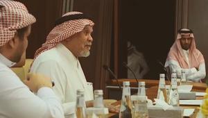 شاهد.. الأمير بندر بن سلطان في الديوان الملكي السعودي.. وهذا ما قاله عن زيارته
