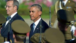 أوباما يتضارب بتصريحاته حول نوايا أمريكا تجاه داعش.. ويناشد سنّة العراق والمسلمين بالعالم