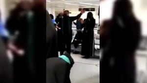 بالفيديو.. مجلس عزاء حسيني بمطار بيروت يثير زوبعة على مواقع التواصل