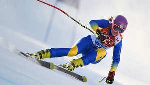 المتزلجة الأوكرانية بوغدانا ماتسوتسكا