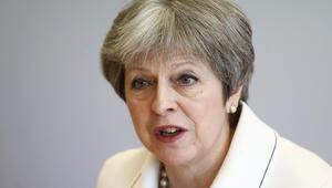 ماي تدافع عن مشاركة بريطانيا بالضربة الجوية ضد سوريا أمام البرلمان البريطاني.. فماذا قالت؟