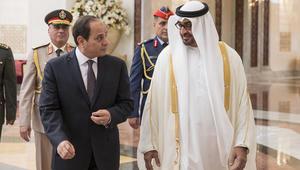 محمد بن زايد: استقرار مصر هو استقرار للمنطقة بأكملها.. والسيسي: نعتز بروابط الأخوة