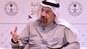 وزير الطاقة السعودي: سنبدأ ربط أسعار الطاقة بالأسعار العالمية تدريجيا حتى 2020