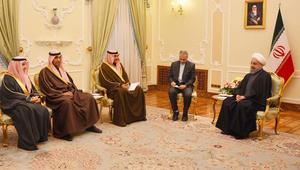 وزير خارجية الكويت في إيران.. وظريف: جار جيد ومهم