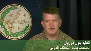 دوريان يبين ميزة قوات سوريا الديمقراطية ومن يحاصر الرقة