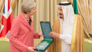تيريزا ماي: التعاون الأمني مع السعودية أنقذ الكثير من الأرواح في المملكة المتحدة