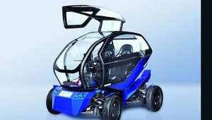 التصميم الأولي للسيارة