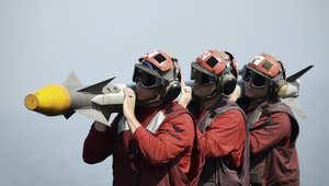أمريكا تواصل عملياتها الجوية ضد معاقل داعش