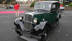 سيارة موريس من السلسلة 8