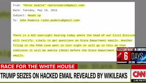 ويكيليس: مسؤول بوزارة العدل الأمريكية حذر كلينتون قبل مراجعة بريدها الإلكتروني