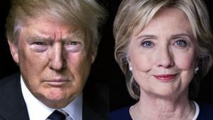 """كلينتون وترامب يفوزان بـ""""التفاحة الكبيرة"""".. هل انحسمت هوية المرشحين بكلا الحزبين؟"""