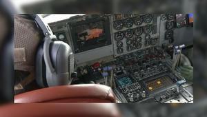 """مصدر لـCNN: يشير تسجيل قمرة القيادة لطائرة """"مصر للطيران"""" محاولة إخماد حريق قبل التحطم"""