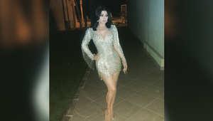 الفستان الذي ظهرت به هيفاء في حفل الساحل الشمالي