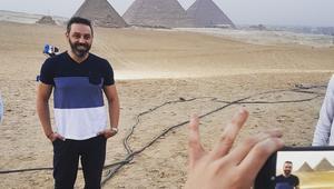 """حازم إمام بعد الفيديو المسرب: اعتذرت عن مباراة اليونان و """"كفاية هري"""""""