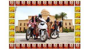 تعرّف إلى عصابة الدراجات النارية النسائية في مراكش!