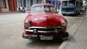 تعرّف إلى علاقة العشق بين الكوبيين والسيارات الأمريكية!