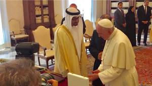 عبدالله بن زايد يكتب لـCNN: بابا الفاتيكان والإمارات يبنيان جسورا لمواجهة أيديولوجية الكراهية والإرهاب