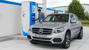 """""""Mercedes GLC F-cell"""""""