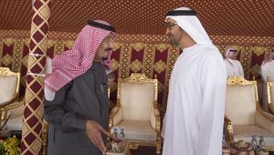 محمد بن زايد: السعودية تقود المنطقة نحو الاستقرار والتنمية.. وخالد بن أحمد: نتفاءل بمستقبل مشرق