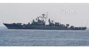 بالصور.. تدريبات عسكرية بحرية بين الصين وروسيا في المتوسط