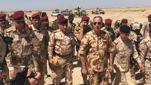 """وزير الدفاع العراقي يعلن تحرير منطقتي الصبيحات والفلاحات غرب الفلوجة من قبضة """"داعش"""""""