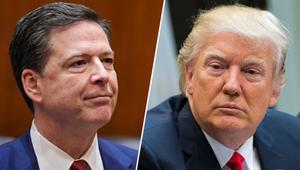 عاصفة مفاجئة تهز واشنطن.. ترامب يُقيل مدير مكتب التحقيقات الفيدرالي جيمس كومي