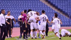 الشباب يهزم الأهلي في مباراة مثيرة بالرياض