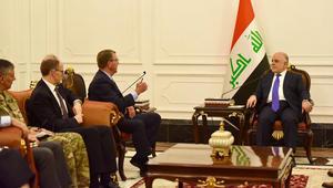 العبادي: الموصل معركة عراقية ولا نحتاج مساعدة من تركيا