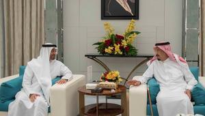 بعد لقائه مع الملك سلمان.. محمد بن زايد: الإمارات والسعودية في خندق واحد.. ودول مجلس التعاون الخليجي قوية بوحدتها