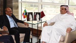 قطر تبحث مع إيران وإثيوبيا سبل تعزيز التعاون