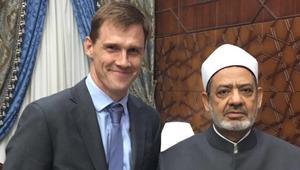 سفير بريطانيا في مصر: نعمل على توسيع الشراكة مع الأزهر