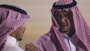 رئيس النصر السعودي لرئيس الريان القطري: وطني لو نازعني فيه عضو من جسدي لقطعته