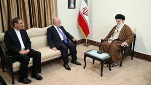 """خامنئي يحذر العراق من """"ضربة"""" أمريكية.. والعبادي يرفض """"تجميد"""" كردستان لنتائج الاستفتاء"""