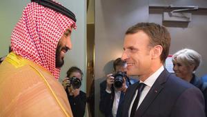 ماكرون يدعو الحريري وأسرته إلى فرنسا.. ومتحدثة باسم الإليزيه لـCNN: سيصل خلال أيام