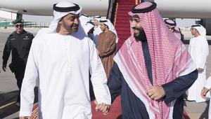محمد بن زايد: الإمارات تقف بقوة مع السعودية أمام تحديات دول المنطقة