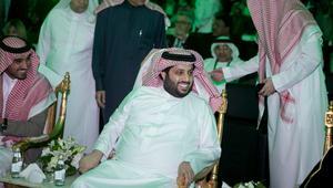 تركي آل الشيخ يمنح الأهلي المصري مكافأة مالية على فوزه بالسوبر