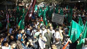 """""""الإخوان"""" تعود للاحتجاج تحت """"راية الأقصى"""" وتهاجم نظامي الحكم في مصر والأردن.. والكنيسيت يسمح باستدعاء قوات الاحتياط"""