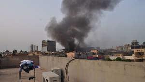 داعش يتبنى مسؤولية تفجير السيارة في إربيل ويقول إن الهدف كان القنصلية الأمريكية