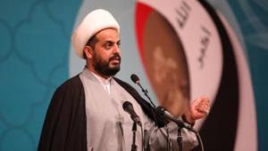 """الخزعلي يطالب السعودية بـ""""دفع الثمن"""".. وخالد بن أحمد: ما يترس عينه إلا التراب"""