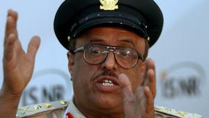 نائب رئيس الشرطة في دبي الفريق ضاحي خلفان