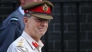 قائد الجيش البريطاني السابق لـCNN: الغارات لن تدمر داعش ولا بد من دور غربي برّي.. وأنصح بالتروي مع الأسد